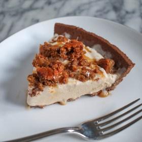 Caramel Ice Cream Pie