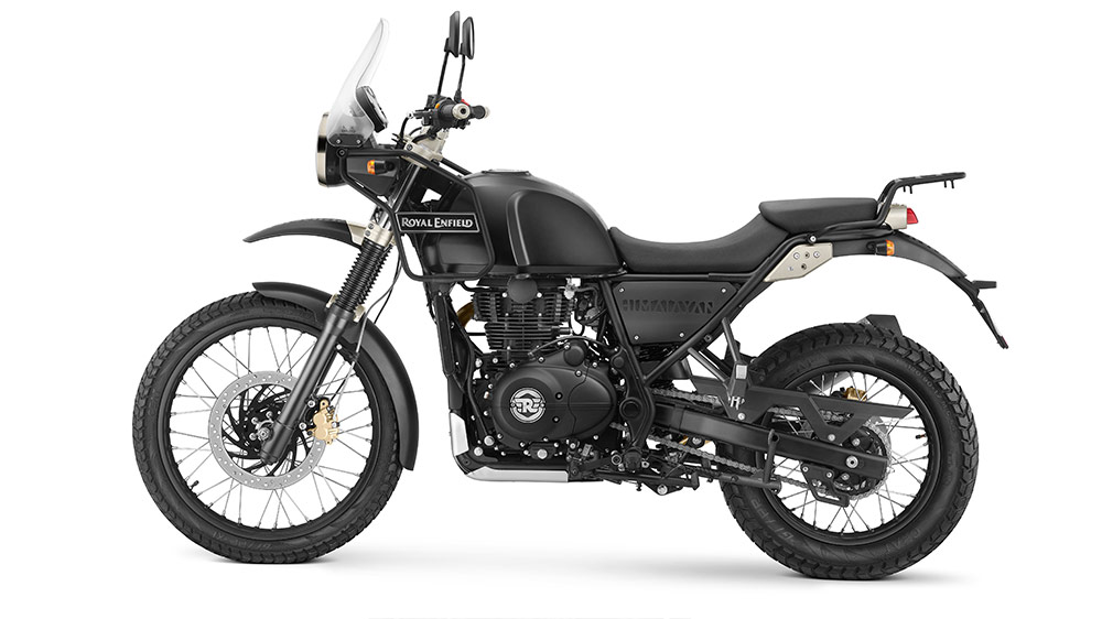 Royal Enfield Introduces the Himalayan