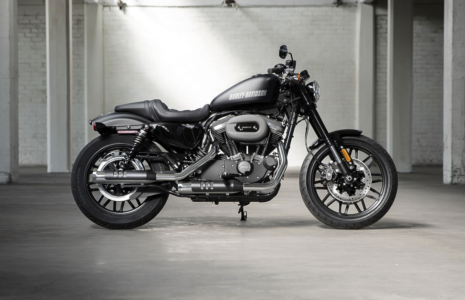 2016 Harley Davidson Sportster Roadster Indicates a Shift in Thinking
