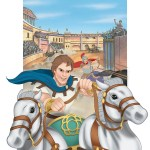 Ben-Hur and Ulysses: Classical Heroes for Kids