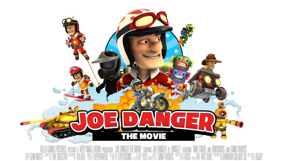 Joe Danger: The Movie Impressions – Oscar Worthy?
