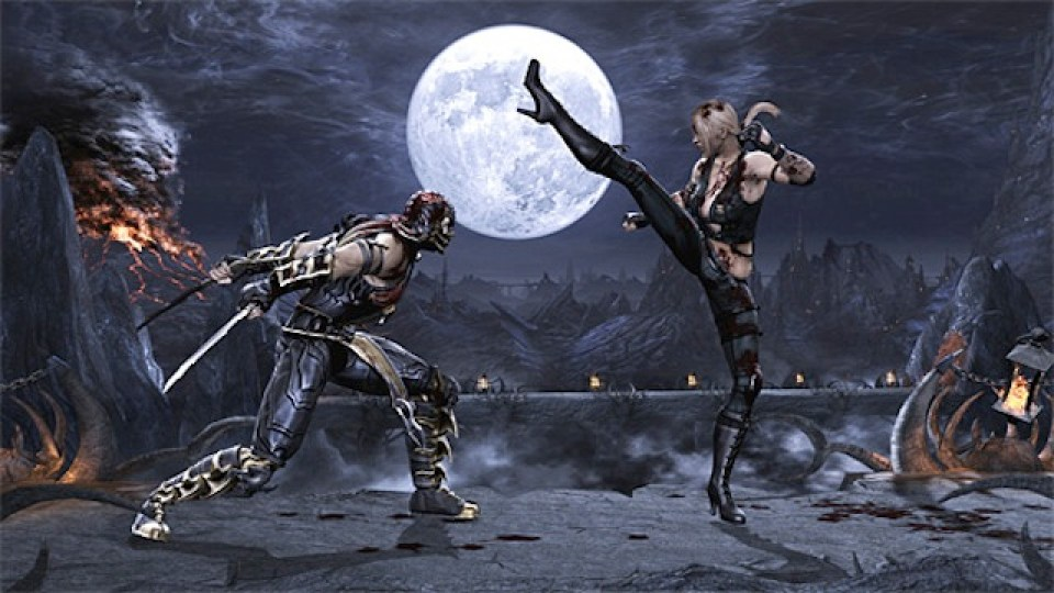 Mortal Kombat Vita Gets First Video