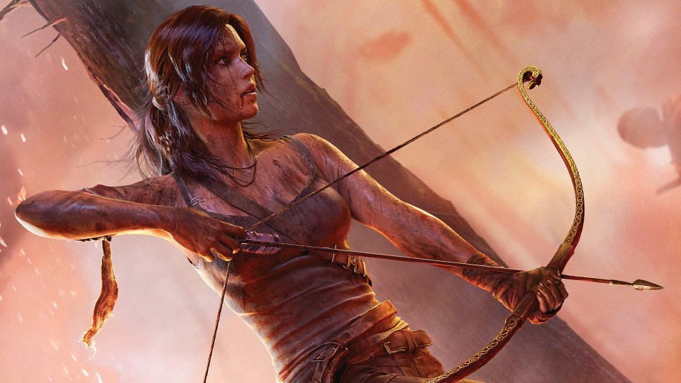Tomb Raider: Hands-On Preview