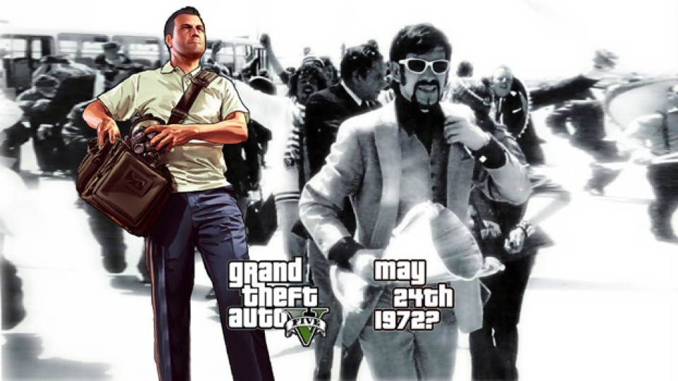 Grand Theft Auto 5 Release Date – May 24th?