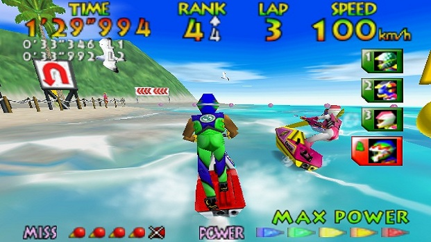 WaveRace64