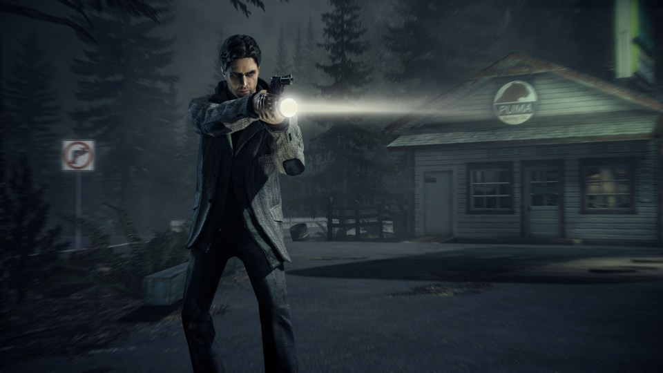 New Alan Wake Game Teased By Remedy