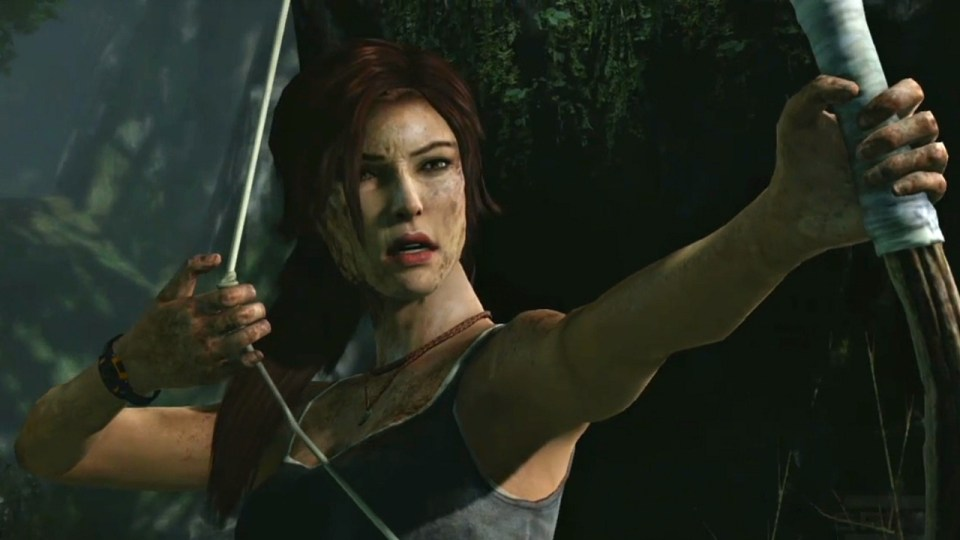 Tomb Raider Trophies Require Multiplayer To Platinum