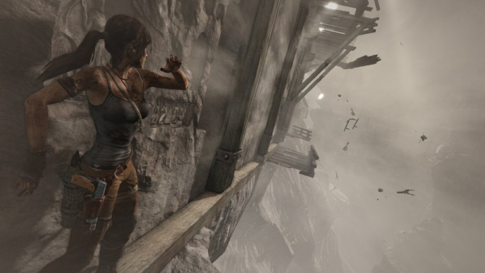 Tomb Raider Stats Show You All Hate Deer