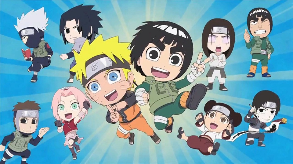 Naruto Powerful Shippuden Review – Chibi Ninja Fun