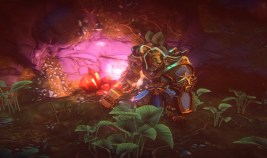 Forest Scene Player EQN