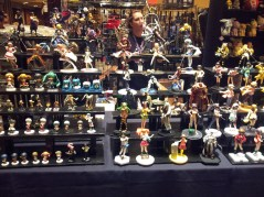 Tons of action figures!