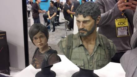 GDC 3D Printing Last of Us