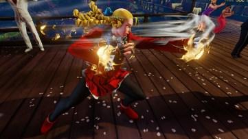 Street Fighter V - Karin 03_rekka