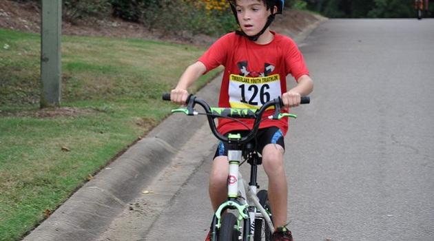 Timberlake Youth Triathlon August 27