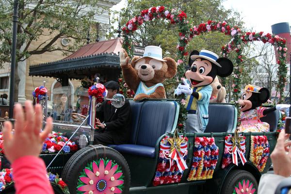 Tokyo Duffy Mickey and Minnie