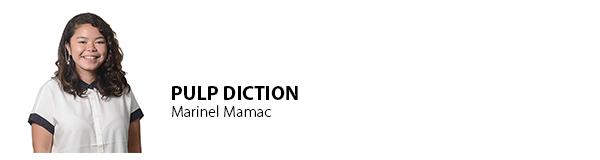 Marinel Mamac - Pulp Diction