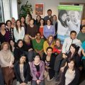 The diverse staff at the YWCA Metro Vancouver  Photo by Lisa Mendes
