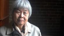 Joy Kogawa, novelist and memoirist. | Photo courtesy of The Origami