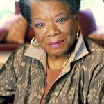 Maya Angelou ou Marguerite Johnson. Photo par Maya Angelou