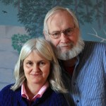 Ann Nelson et Robert Michener, un duo de peinture | Photo par Ann Nelson et Robert Michener