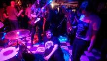 Le groupe de rock vancouvérois Tough Age.|Photo par Steve Louie