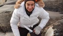 Pour Elodie Jacquet, l'attrait des activités de plein air a été un argument clé pour s'installer au Canada et en particulier en Colombie-Britannique.