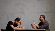 James Long et Marcus Youssef dans Winners and Losers. | Photo par Pierre Grenier
