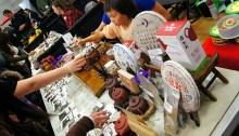 En 2013, la première édition du Vancouver Tea Festival avait attiré 3 500 curieux.