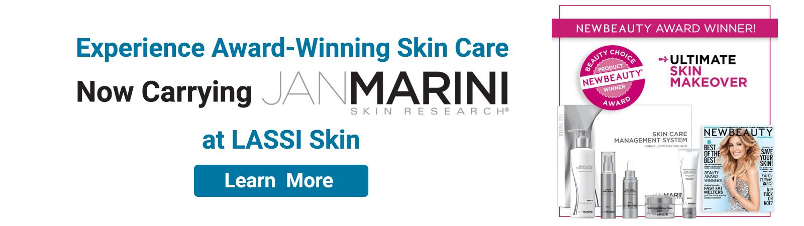 Jan Marini skin care