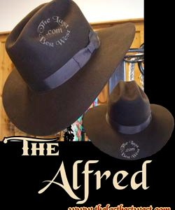 Alfred Custom Handmade Hat