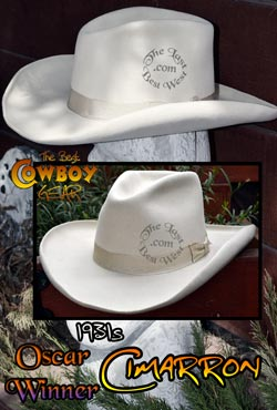 Cowboy Movie Hat