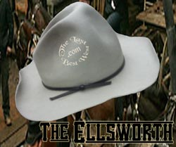 Cowboy Movie character hat