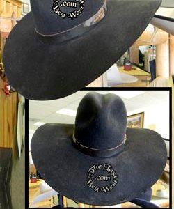 Little J Custom Handmade Hat