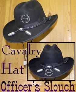 Officer's Slouch Custom Hat