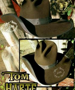 Tom Harte Movie Hat