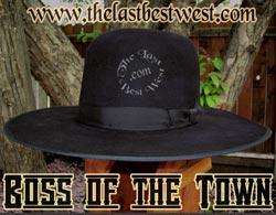 Western Dress Hat