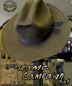 USMC M1902 Campaign Hat