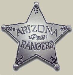 Arizona Rangers Badge