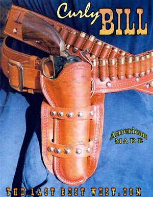 Curly Bill Brocious Holster