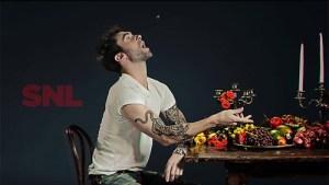 Adam Levine on SNL