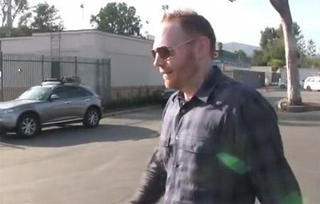Bill Burr tours LA