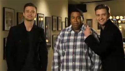 Timberlake SNL promos
