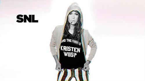 Kristen Wiig SNL