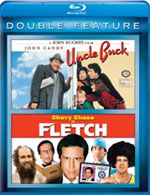 Fletch and Uncle Buck double feature