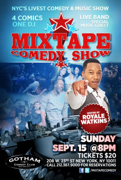 The Mixtape Comedy Show
