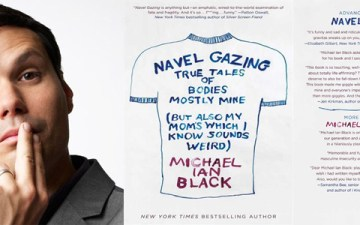Michael Ian Black Navel Gazing Feature