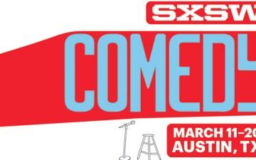 SXSW Comedy Logo