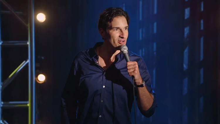 "Take an exclusive first look at Gary Gulman's new Netflix special, ""It's About Time"""