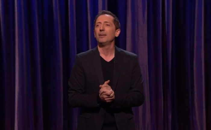 Gad Elmaleh on Conan