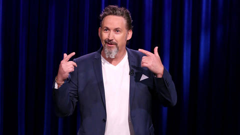 Harland Williams on Fallon